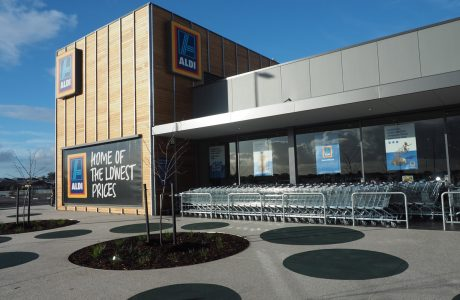 8 Lease-hold ALDI Retail Stores